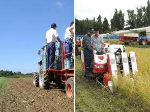 農業工学実習・生物環境工学実習