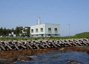 臼尻水産実験所
