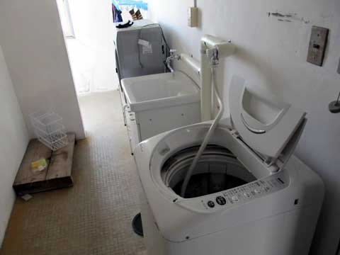 Usujiri-laundry2F